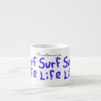 surf life Thunder_Cove  any color Espresso Cup