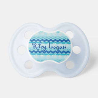 Surf 'N Sun Nautical Pacifier