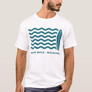 Surf North Male Maldives T-Shirt
