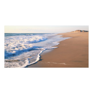 Surf on the Beach, Outer Banks North Carolina Photo Print