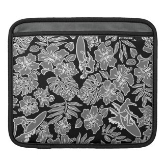 Surf Pareau Hawaiian Rickshaw iPad Case