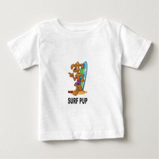 surf pup cartoon baby T-Shirt