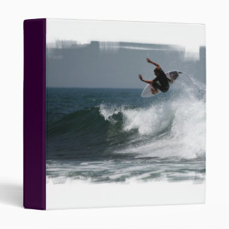 Surf Report Binder