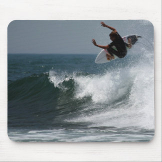 Surf Report Mouse Pad