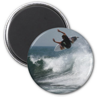 Surf Report Pin 2 Inch Round Magnet