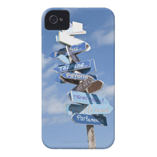 Surf roadsigns Case-Mate iPhone 4 case