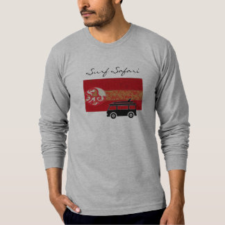 Surf Safari cool tee shirt for men