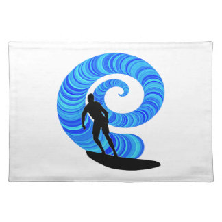 SURF THE THRILL PLACEMAT