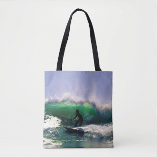 Surf Time Tote Bag