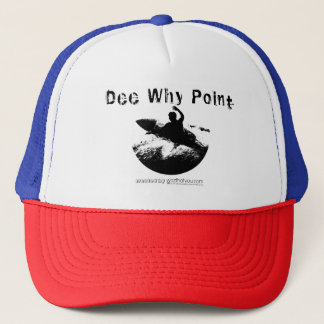 Surf Trucker Cap | Dee Why Point v.2017
