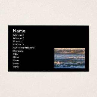 Surf Wave Motion Business Card