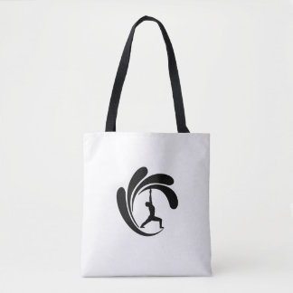 Surf Yoga Maui - Tote Bag