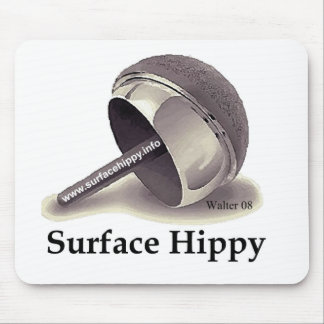 Surface Hippy Mouse Pad