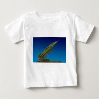 surface to air, anti aircraft missile baby T-Shirt