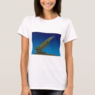 surface to air, anti aircraft missile T-Shirt
