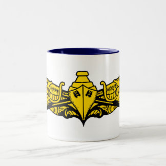 Surface Warfare Officer Pin Mug - SWO
