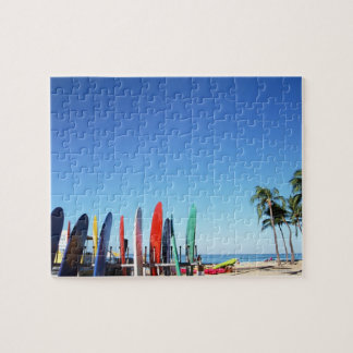 Surfboard Puzzle