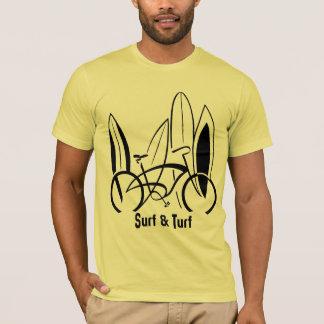 Surfboards & Bike T-Shirt