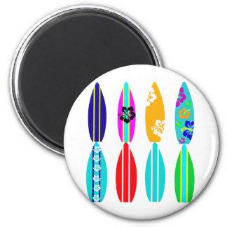 Surfboards Magnet