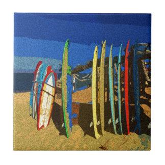 Surfboards Tile