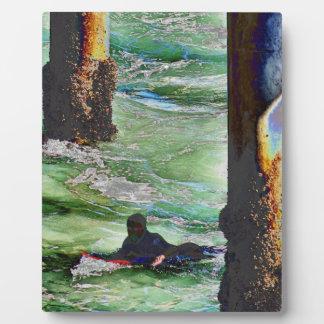 Surfer1 Plaque