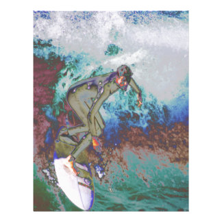 Surfer3 Letterhead