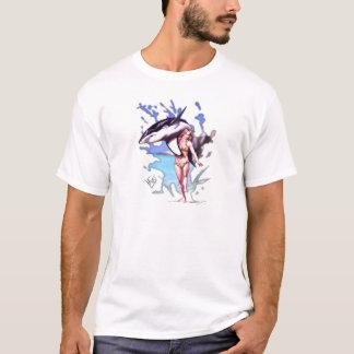 Surfer Beauty & Waves the beast T-Shirt