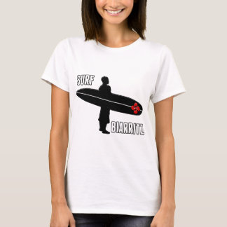 Surfer Biarritz Basque T-Shirt