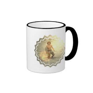Surfer Boy Coffee Mug
