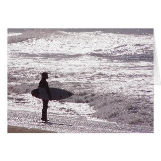 Surfer Card