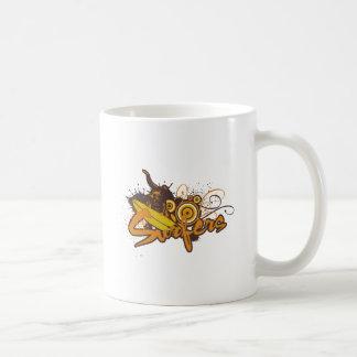 Surfer Classic White Coffee Mug