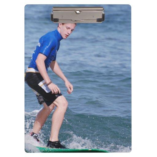 Surfer Clipboard