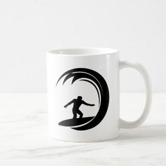 Surfer Design Mugs