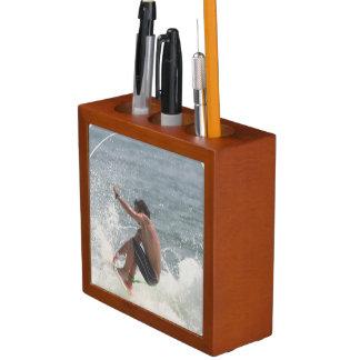 Surfer Pencil Holder