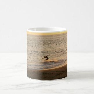 Surfer Dude Classic White Coffee Mug