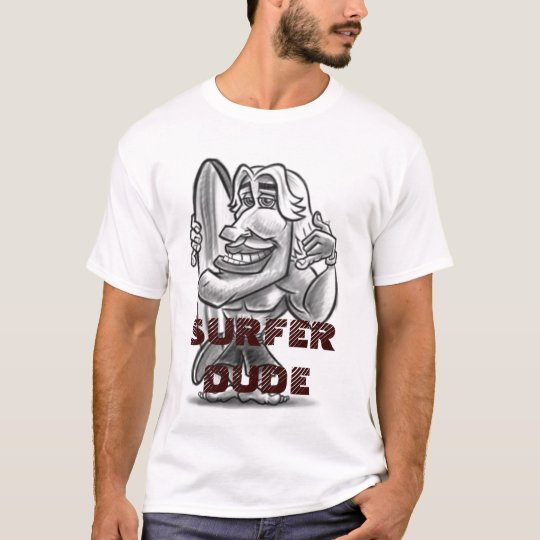 SURFER DUDE SHIRT