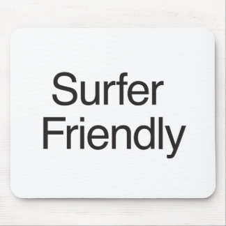 Surfer Friendly Mousepads
