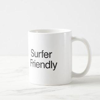 Surfer Friendly Mug
