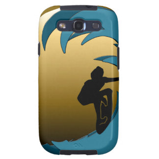 Surfer Galaxy S3 Covers