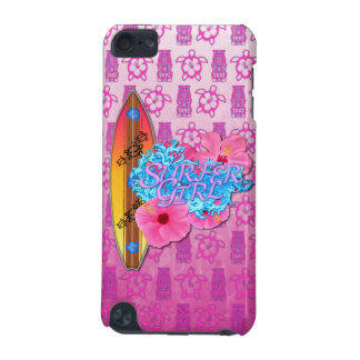 Surfer Girl iPod Touch 5G Covers