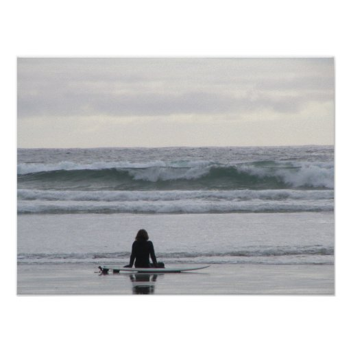 Surfer Girl Posters