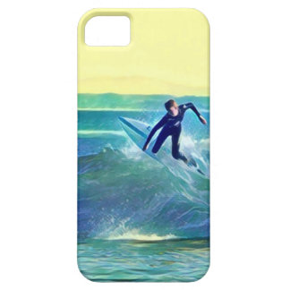Surfer iPhone 5 Cover