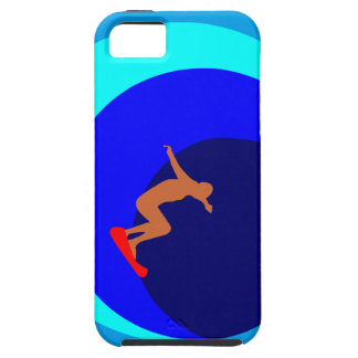 Surfer iPhone 5 Covers