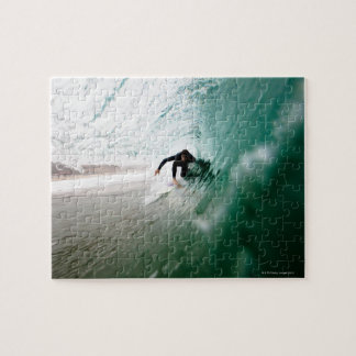 Surfer Jigsaw Puzzle