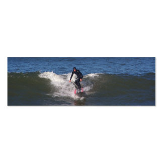 Surfer Mini Business Card