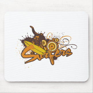 Surfer Mouse Pads