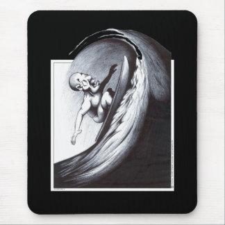 Surfer Mouse Pad