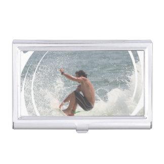 Surfer Business Card Holders