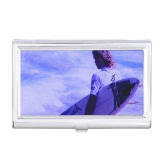 Surfer Business Card Case
