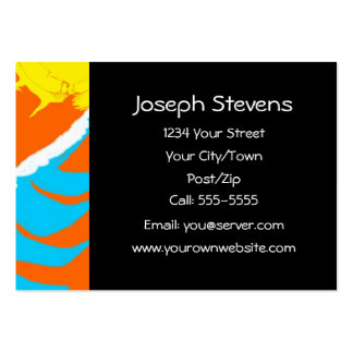 Surfer ~ Professional Large Business Card